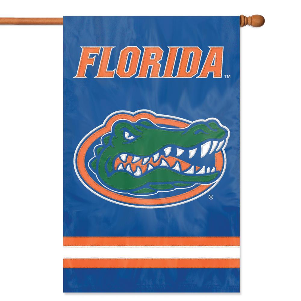 Party Animal Florida Gators Lique Banner Flag