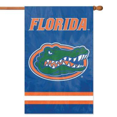 Florida Gators Applique Banner Flag