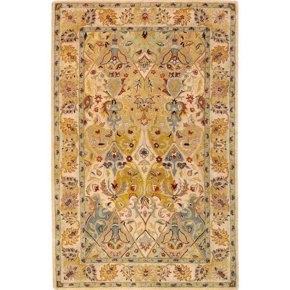 Home Decorators Collection Rhodes Ivory 9 Ft X 13 Ft