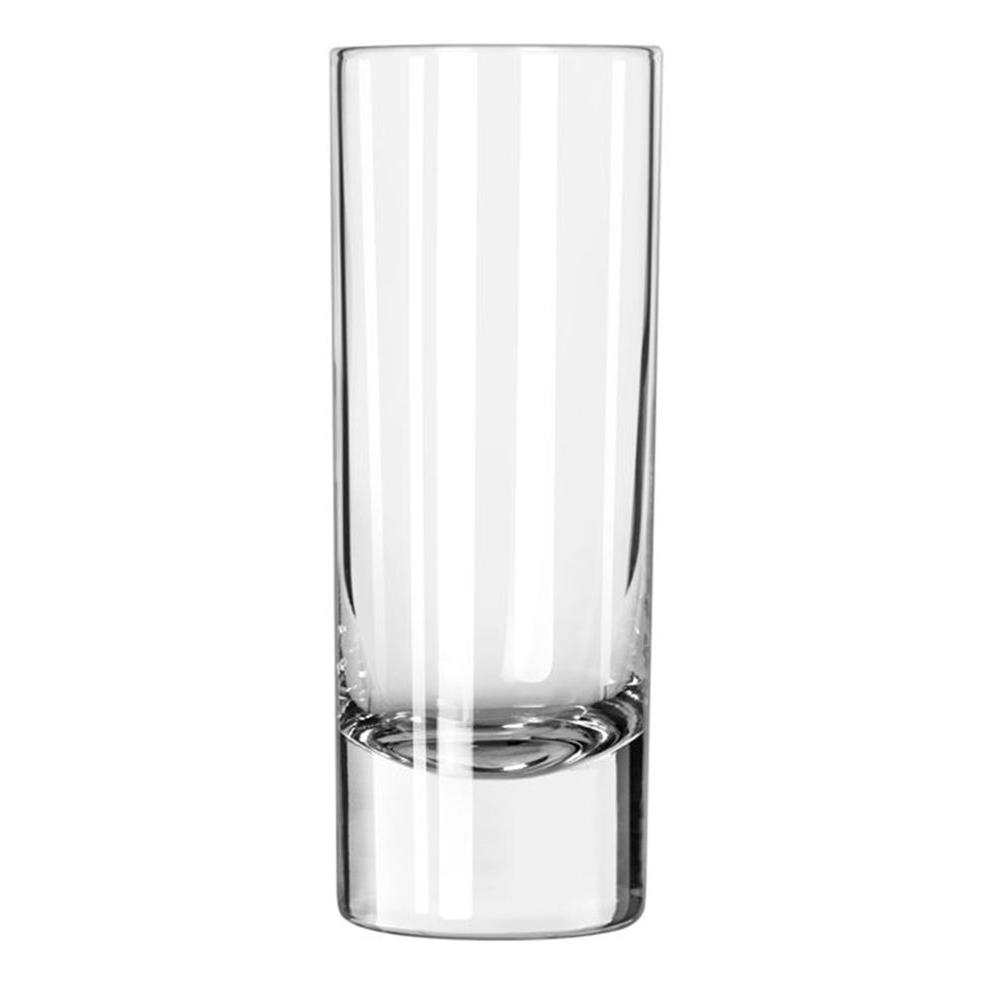 Libbey 2.5 oz. Sheer Rim Cordial and Parfait Glass in Clear (Box of 24)-DISCONTINUED