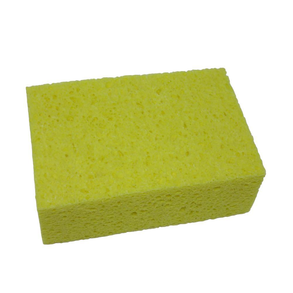6-1/2 in. x 4-1/4 in. Cellulose Sponge