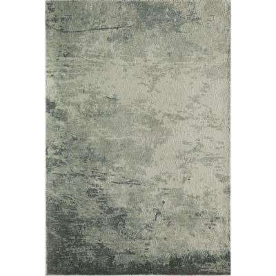 Illusions Green 7 ft. 6 in. x 9 ft. 6 in. Indoor Area Rug