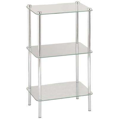 11.75 in. W x 15.50 in. D 3-Tier Shelf