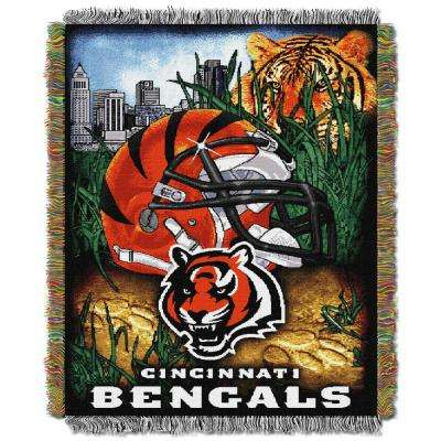 Bengals Multi-Color Tapestry Home Field Advantage