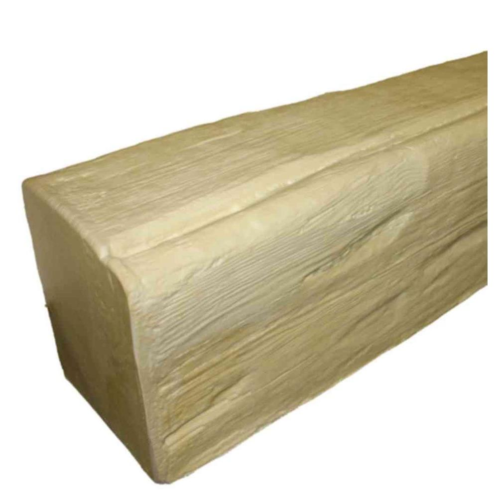 Superior Building Supplies 10 in. x 12 in. x 18 ft. 9 in. Faux Wood Beam