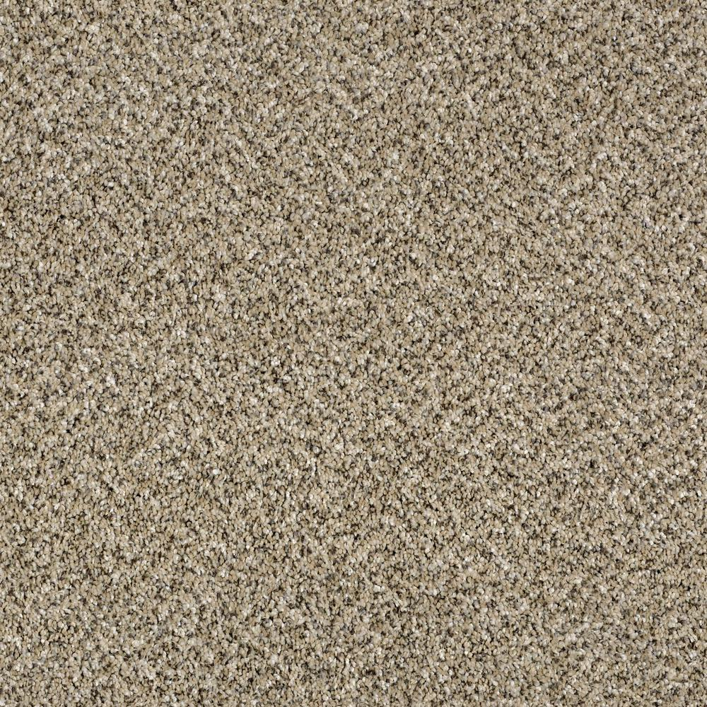 Home Decorators Collection Wholehearted Ii Color Crystal Sand Twist 12 Ft Carpet