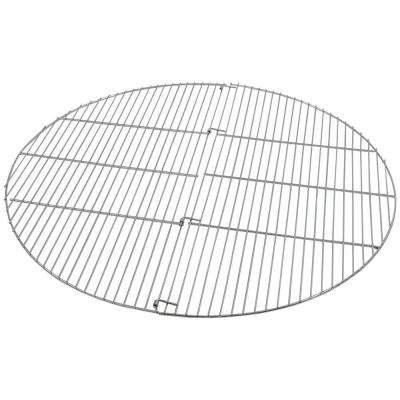 40 in. Round Foldable Steel Cooking Grate