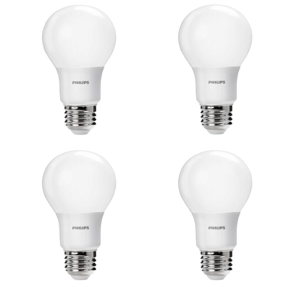 Philips 40 Watt Equivalent A19 Non Dimmable Energy Saving Led Light