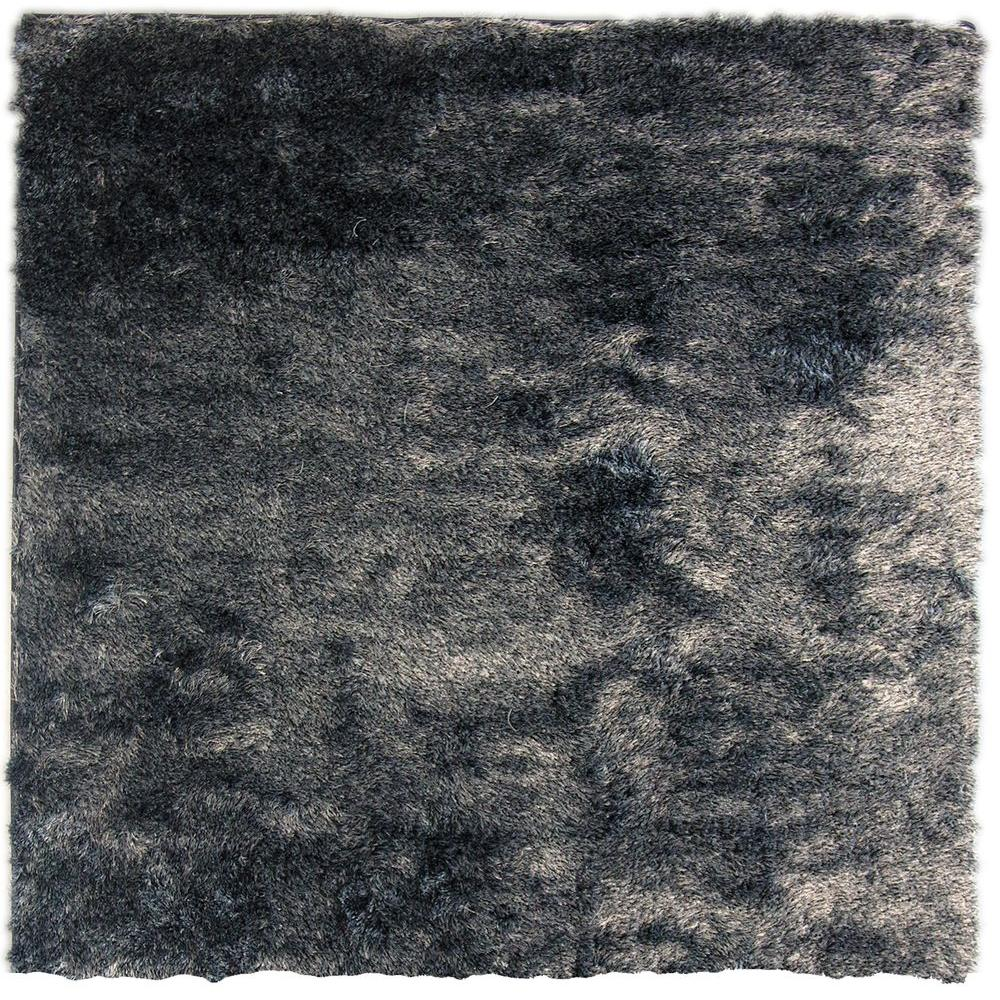 So Silky Salt and Pepper 8 ft. x 8 ft. Square