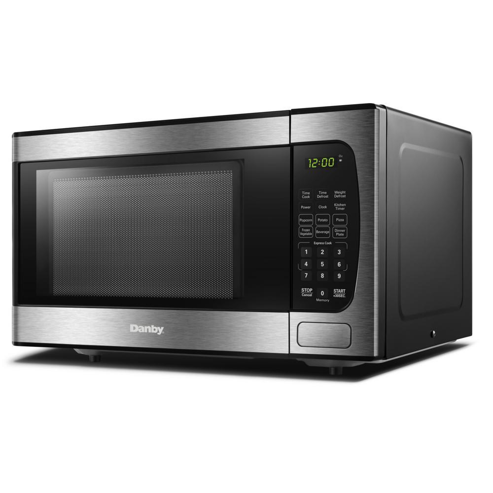 Danby 0 9 Cu Ft Countertop Microwave