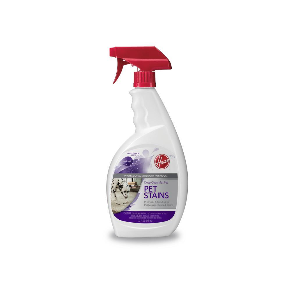Deep Clean Max Pet - Pet Stains Pretreat