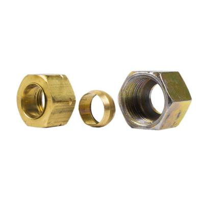 Replacement Compression Tube Nut Assembly for Husky Air Compressor