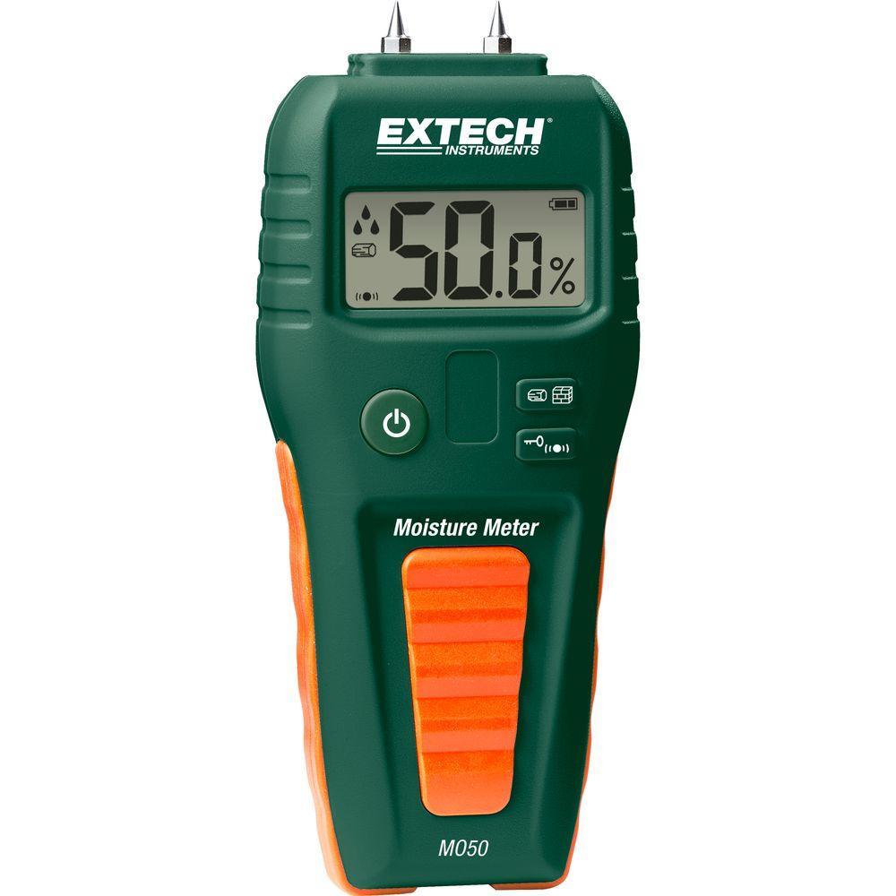extech instruments moisture meter mo50 the home depot. Black Bedroom Furniture Sets. Home Design Ideas