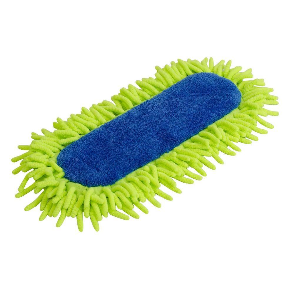 Swivel Soft Microfiber Wet/Dry Dust Mop Refill