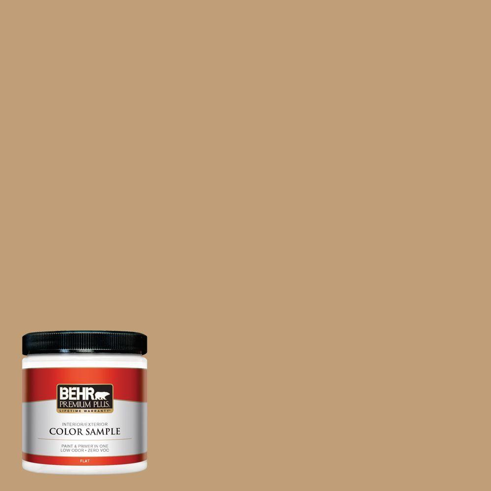 almond color paintBEHR Premium Plus 8 oz 300F4 Almond Toast InteriorExterior