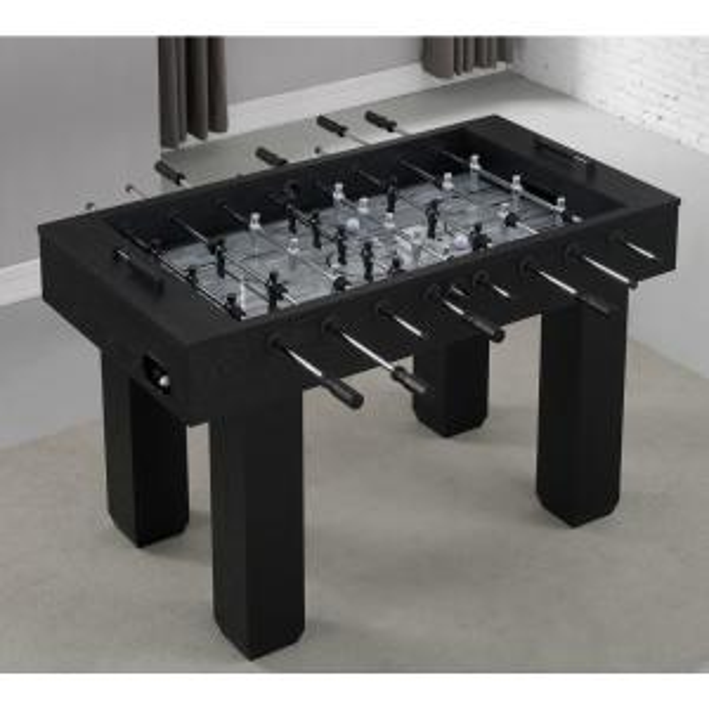 American Heritage Billiards Shadow 5 ft. Foosball Table with a Parquet Floor by American Heritage Billiards