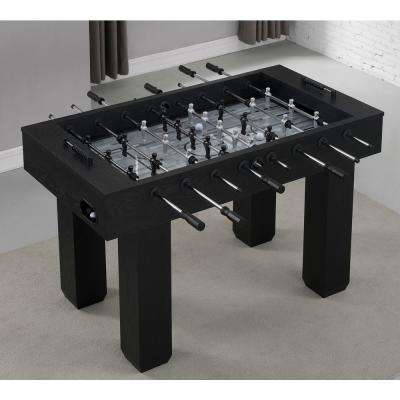 Shadow 5 ft. Foosball Table with a Parquet Floor