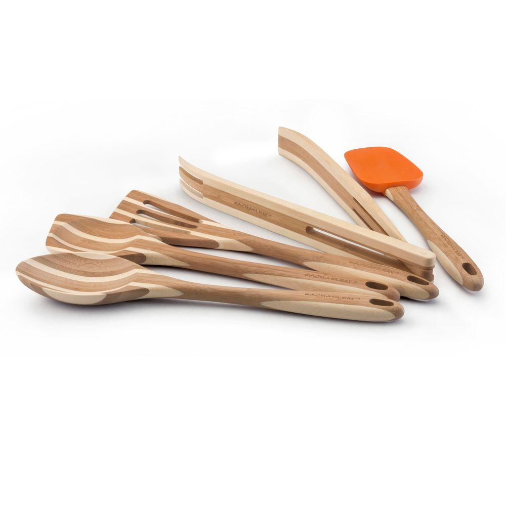 Rachael Ray Bamboo Tools (Set of 5)