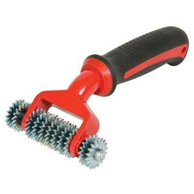 4 in. Star Wheel Pro Carpet Seam Roller