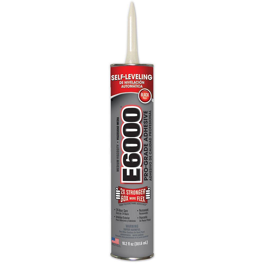 E6000 2 fl  oz  Clear Adhesive-237032 - The Home Depot