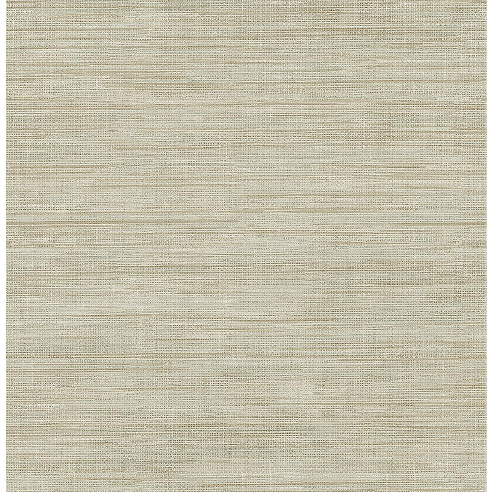 Grasscloth Wallpaper Samples: Brewster Woven Beige Faux Grasscloth Wallpaper Sample