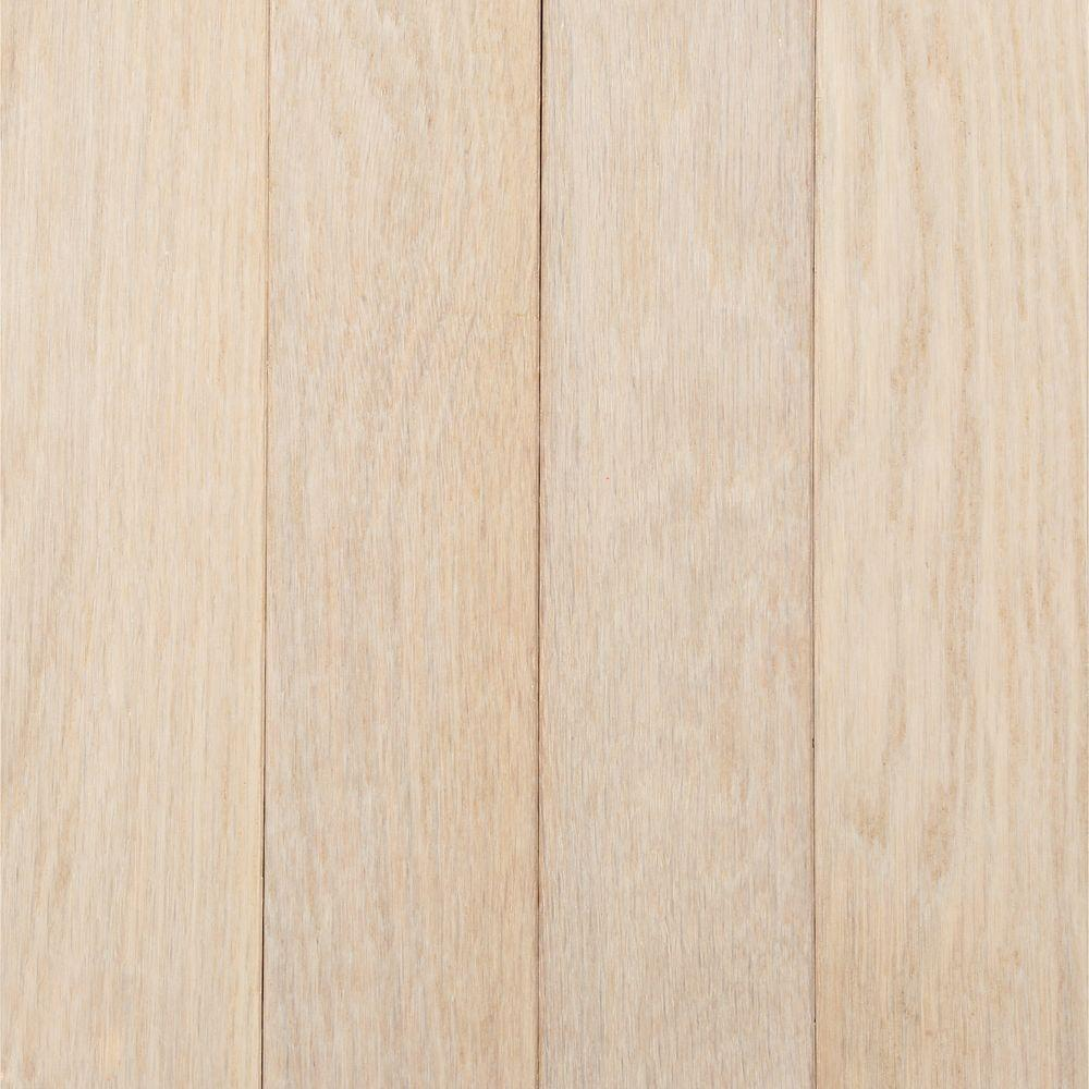Bruce american originals sugar white oak 3 4 in x 2 1 4 for Solid hardwood flooring