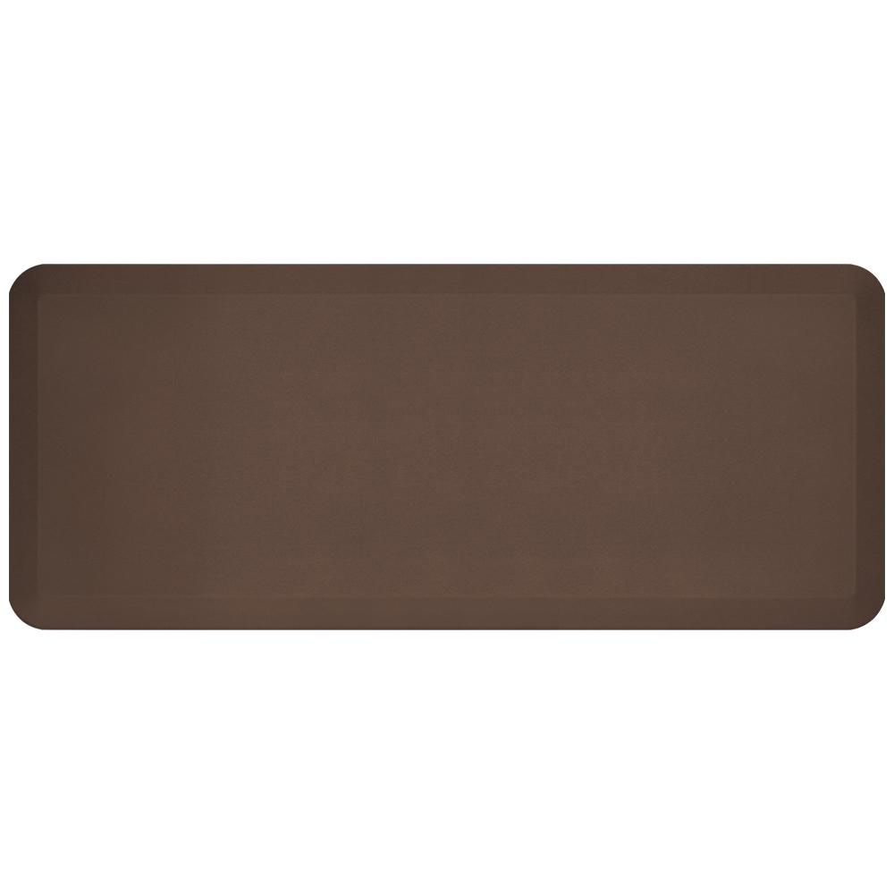 Pro Grade Brushed Earth 20 in. x 48 in. Comfort Anti-Fatigue