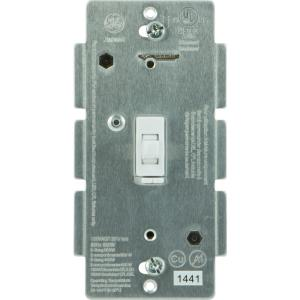Ge Z Wave In Wall Smart Dimmer 12729 The Home Depot