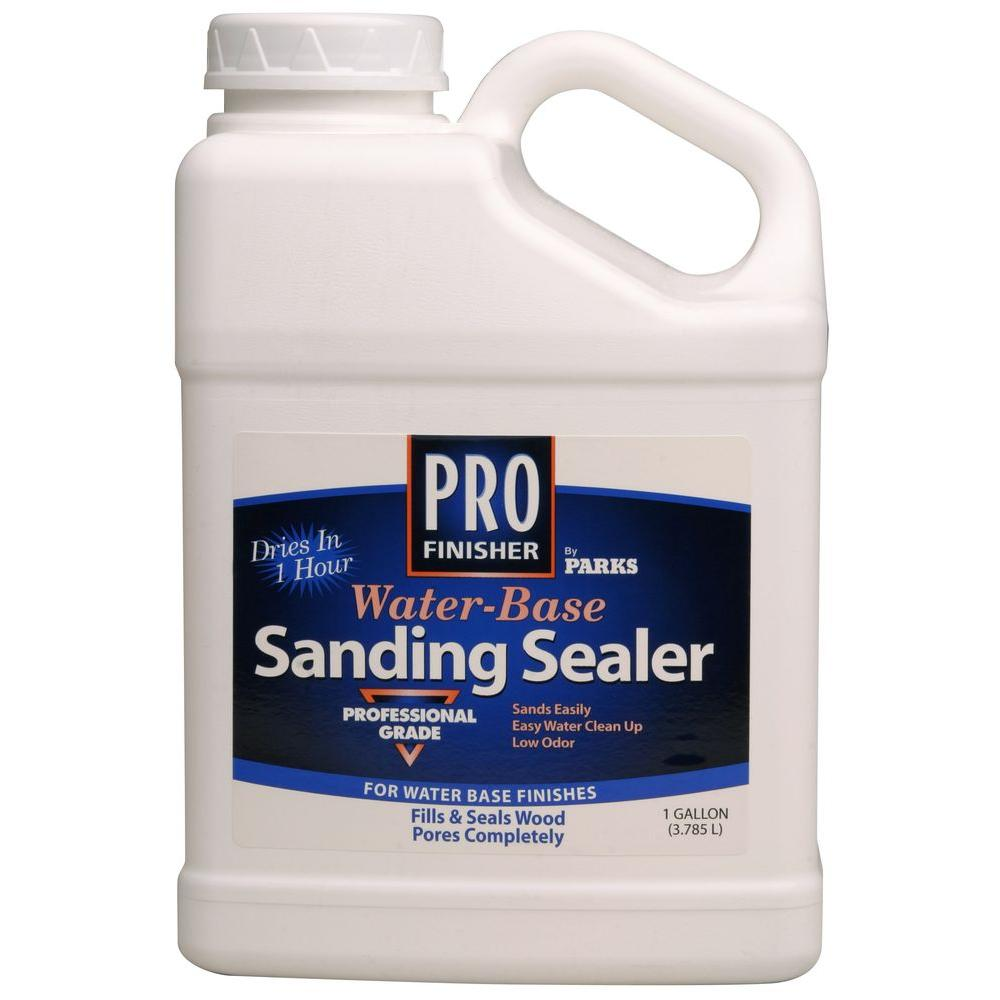 Rust Oleum Parks 1 gal Water Base Sanding Sealer 258687