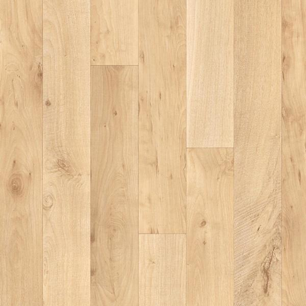 Sawyer Blonde Wood Residential Vinyl Sheet Flooring 13.2ft. Wide x Cut to Length