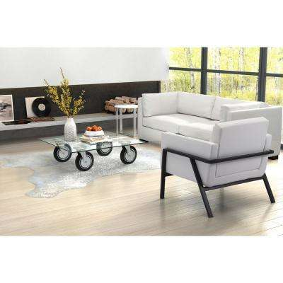 Belle Clear Coffee Table