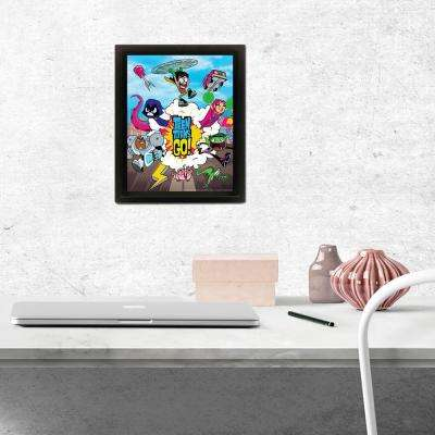 """Teen Titans Go! - Chaos"" Wall Art"
