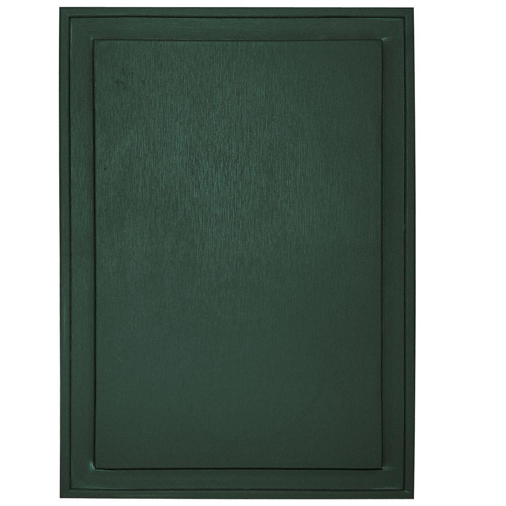 10 in. x 14 in. #028 Forest Green Super Jumbo Mounting