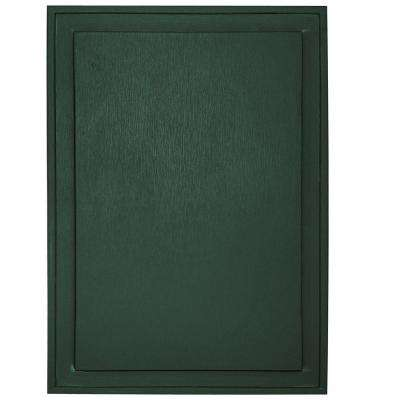 10 in. x 14 in. #028 Forest Green Super Jumbo Universal Mounting Block