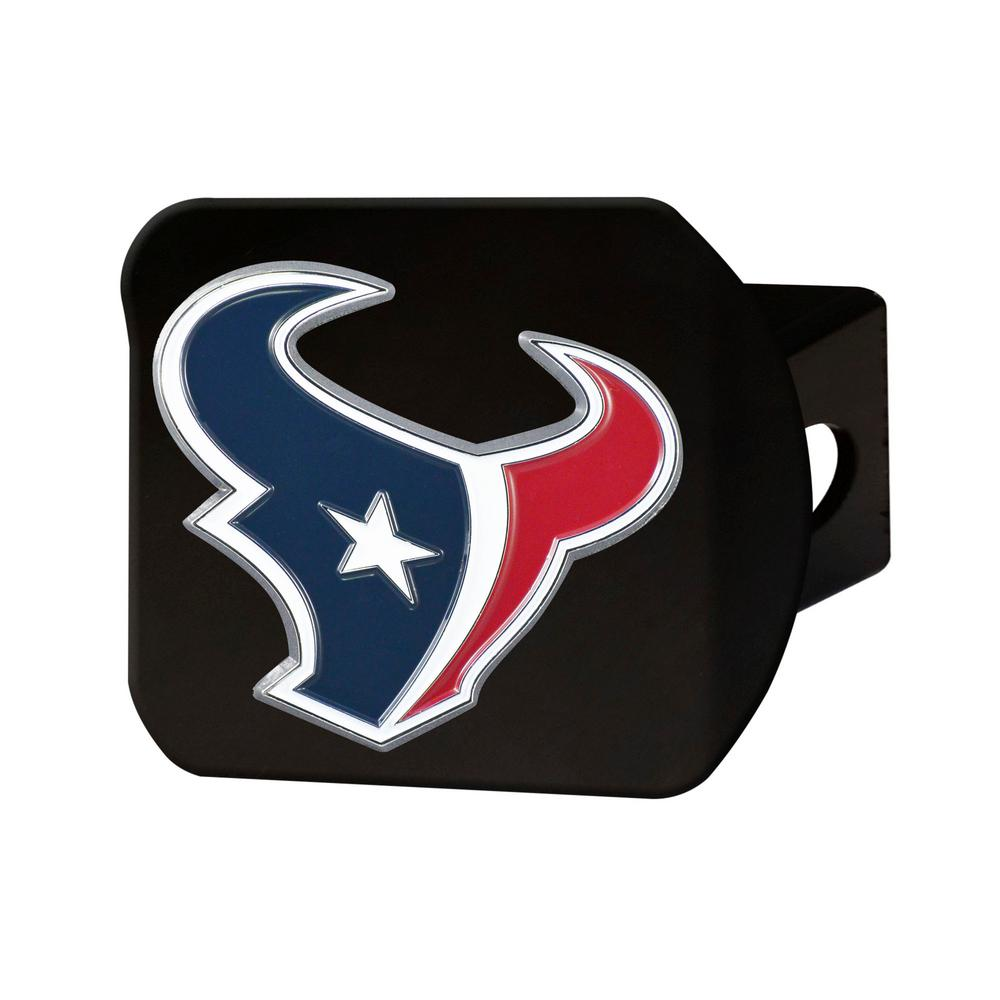Houston Texans Hitch Cover FANMATS 22565 Black NFL