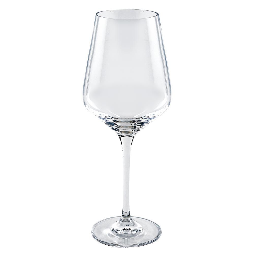 Truly Elegant 16 oz. 9 in. Sofia Wine Glasses (Set of 4)