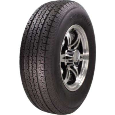 Towmaster ST205/75D15 6-Ply Bias Trailer Tire (Tire Only)