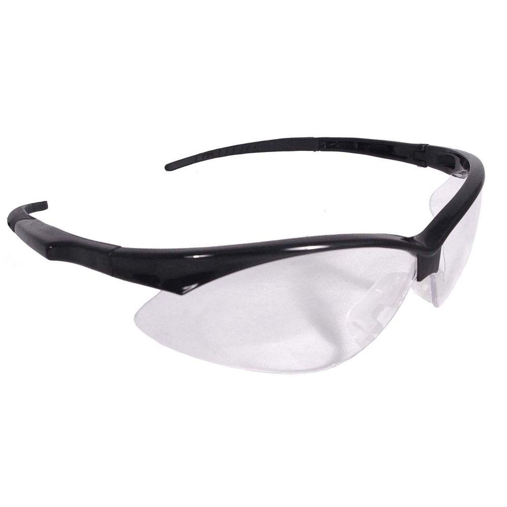 Radians OB0110CS Outback Clear Lens Shooting Glasses