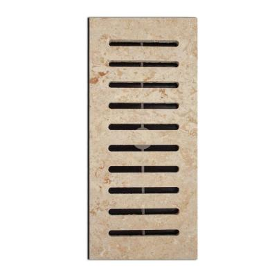 Made2Match Tuscany Classic 5 in. x 11 in. Floor Vent Register Tile Edging Trim