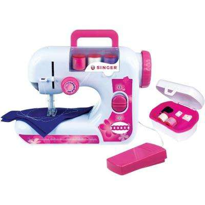 Sewing Machine With Sewing Kit