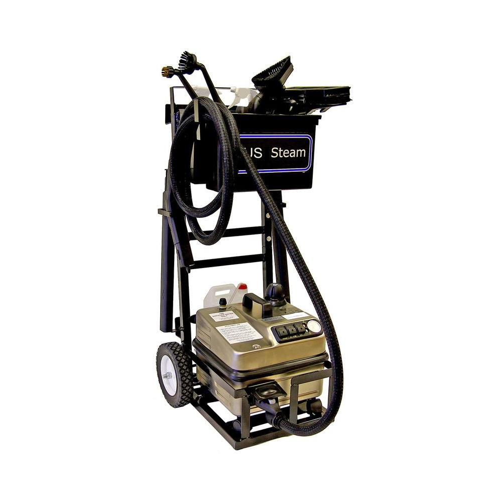 US Steam Commercial Vapor Steam Cleaner with Controled Chemical Injection