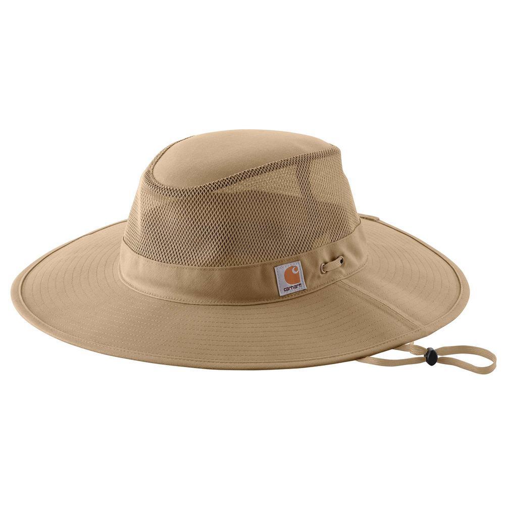 96e1beda8 Carhartt Women's S/M Dark Khaki Cotton Odessa Sun Hat