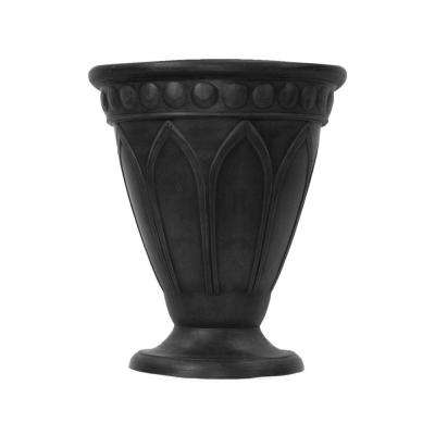 Bristol 16 in. x 18 in. Black PSW Urn