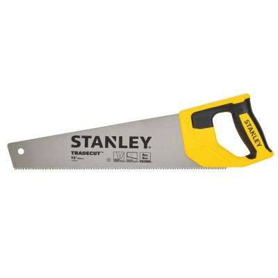 TRADECUT 15 in. Tooth Saw