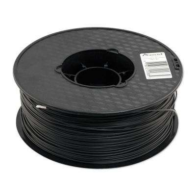 3D Printer Premium Black ABS Filament