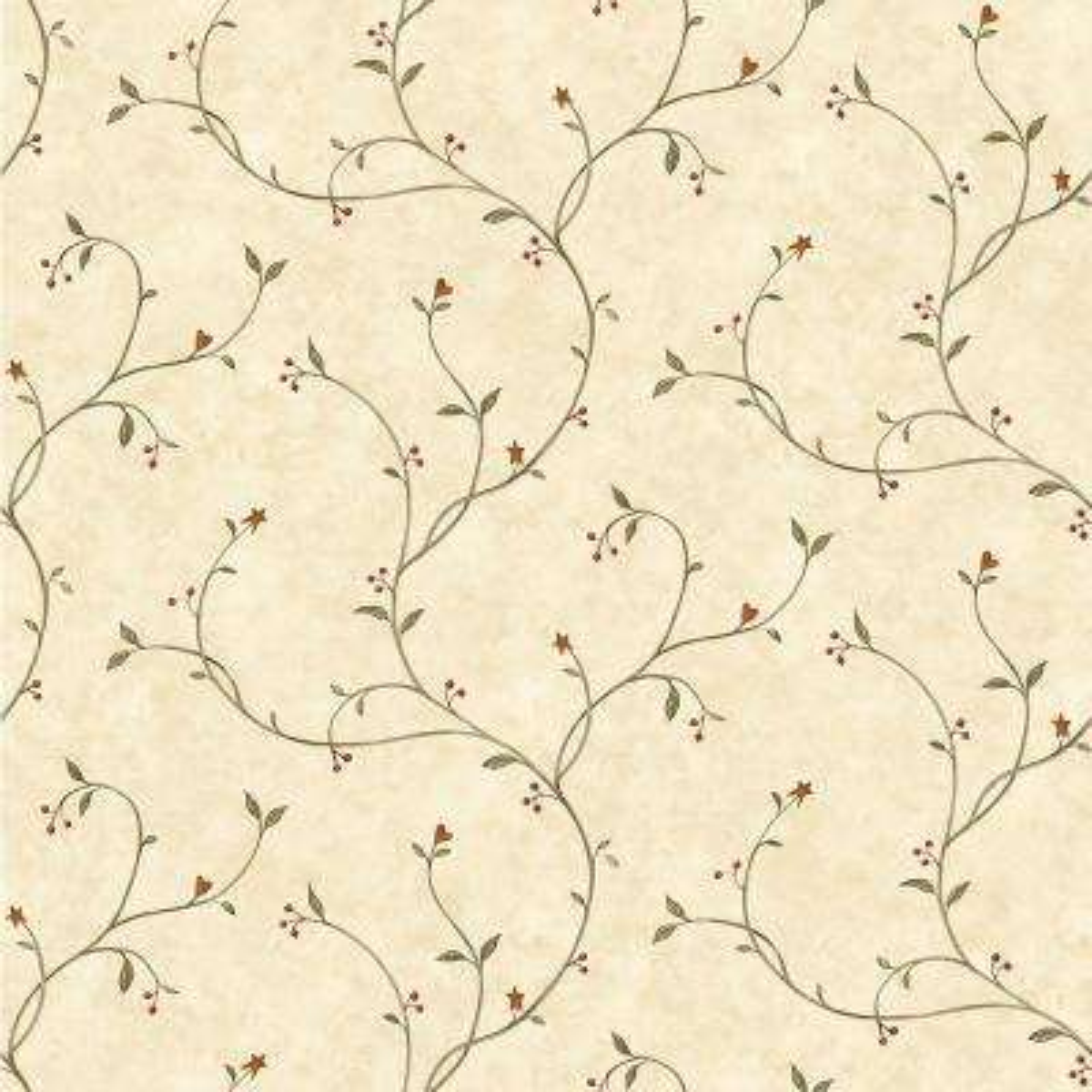 Gemma Wheat Tin Star Trail Wallpaper