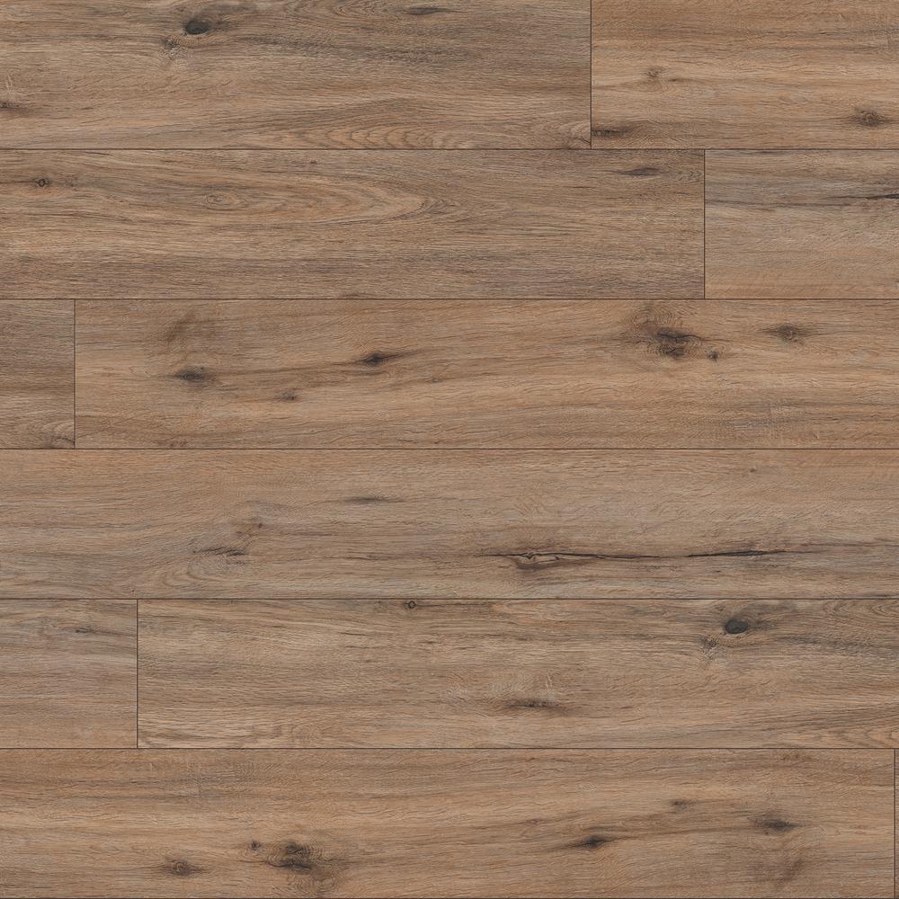 MSI Aubrey Eastern Oak 9 in. x 60 in. Rigid Core Luxury Vinyl Plank Flooring (22.44 sq. ft./case)