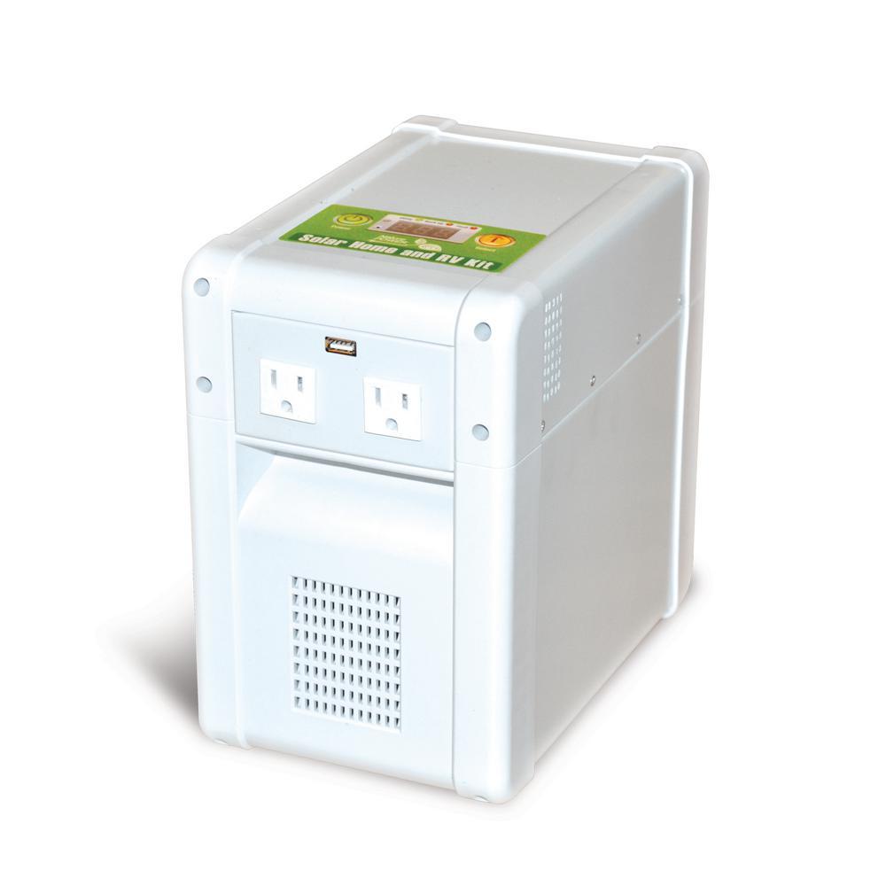 400-Watt Portable Power Backup Kit