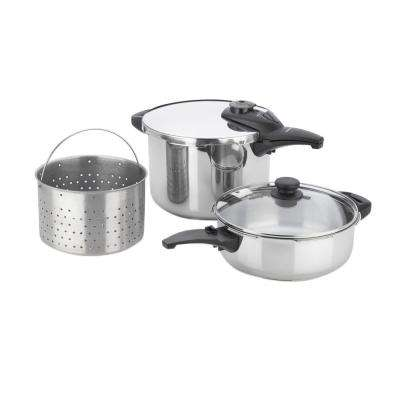 Innova 5-Piece Pressure Cooker Set