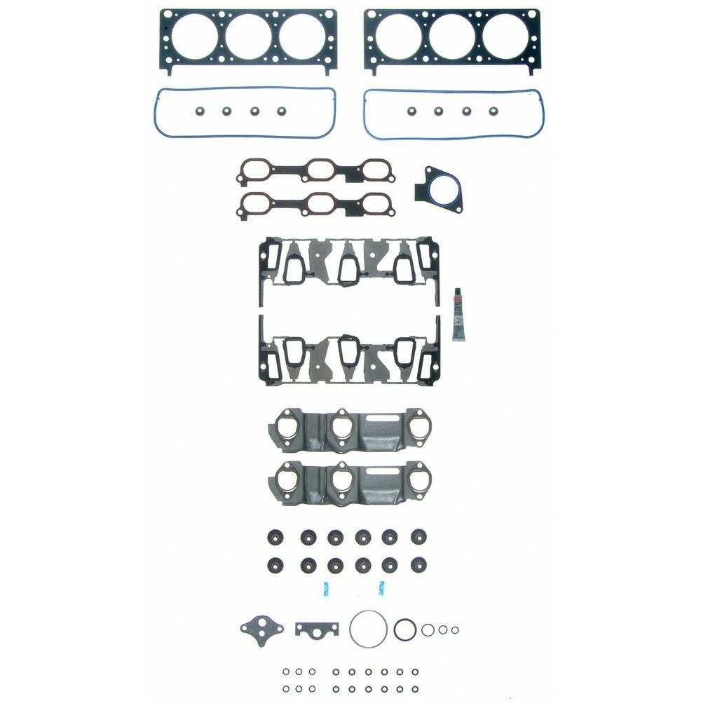 Engine Cylinder Head Gasket Set Fel-Pro HS 9071 PT-3